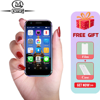 SOYES XS 3.0 smallest small unlocked super mini android smart phone android 6.0 4G Mobile phone MTK6737 Quad Core Smartphone