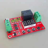 DVB100 Digital Voltage Comparator 0 100V Overvoltage And Undervoltage Protection Over Voltage Measurement
