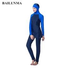 Fashion Dubai Islamic swimsuits modest Hijab swimsuit Lady Muslim swimming clothes Swimwear Plus size modesty Large 4XL