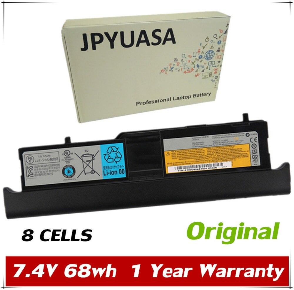 JPYUASA 7.4V 68wh Original Laptop Battery L09S8L09 For Lenovo IdeaPad S10-3T 0651 57Y6450 L09M4T09 57Y6452
