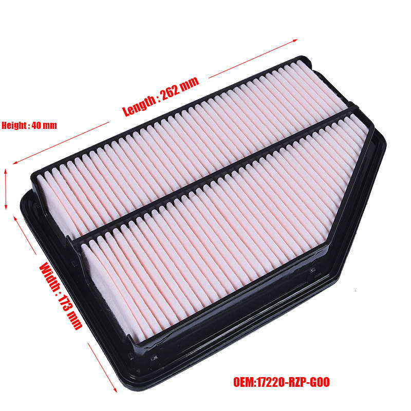 Image 5 - For Cabin Filter Honda 07 11 old  Styles CR V 2.0 Crider 1.8 CITY 1.8 Car Accessories 1 Pcs Tarpaulin External Cabin filter core-in Air Filters from Automobiles & Motorcycles