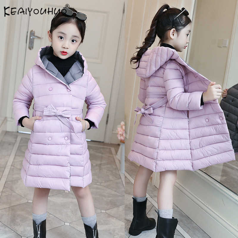 2d9ea2589a0b Detail Feedback Questions about 2019 Winter Girls Down Jacket Long ...