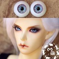 1Pair Retail New DIY BJD SD Doll Accessories 12MM 14MM Acrylic Eyes Doll BJD