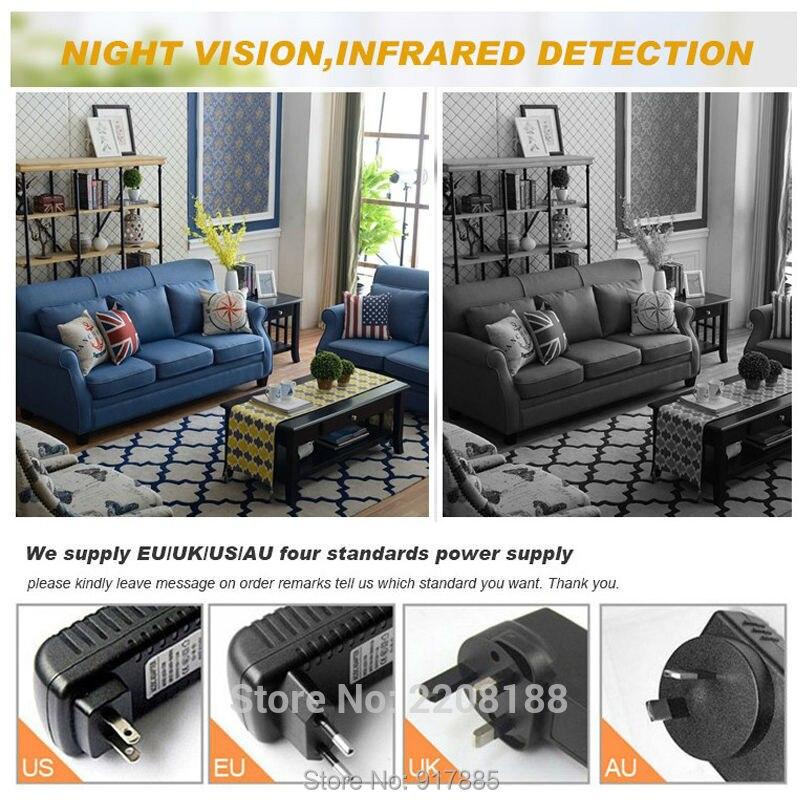 Daytech IP-kamera Hjemmesikkerhed WiFi-kamera Wi-Fi netværksmonitor - Sikkerhed og beskyttelse - Foto 6