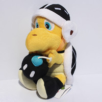 Super Mario Bros Koopa Troopa Hammer Koopa Troopa Landmine Koopa Troopa Boomerang Plush Toy 1pcs