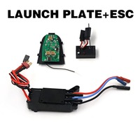 FT011 RC Boat Launch Plate + ESC Set Spare Parts for Feilun Old/New A and B Version