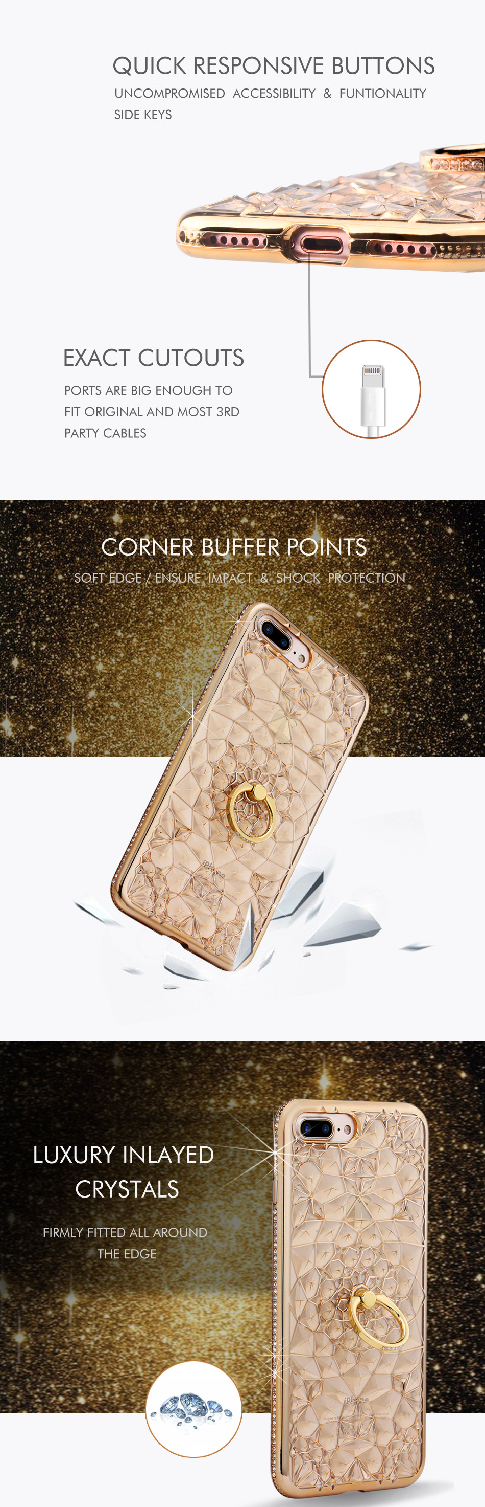 For  Apple Iphone 7 Silicone