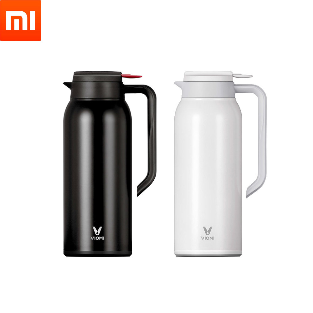 Xiaomi Mijia 1500ML Thermos Bottle Stainless Steel Vacuum Cup Flask Thermos Insulation Pot Insulated Water Bottle