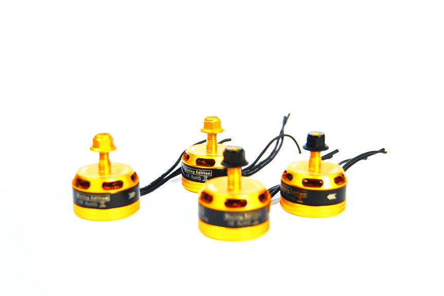 2016 New Arrival Racing Edition DX2205 <font><b>BR2205</b></font> 2300KV 2-4S Brushless Motor CW/CCW For QAV250 ZMR250 260 image