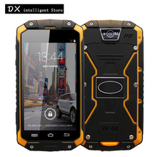 Free gift GUOPHONE V9 IP68 Rugged Waterproof Phone 4.5″ IPS MTK6572 Dual Core Android 4.4 512MB RAM 4GB ROM GPS WCDMA Smartphone