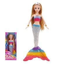 7bf41cfcd07 YOHOLOO Barbie Original de la marca muñeca de colección colorido sueño  serie lindo juguete del bebé