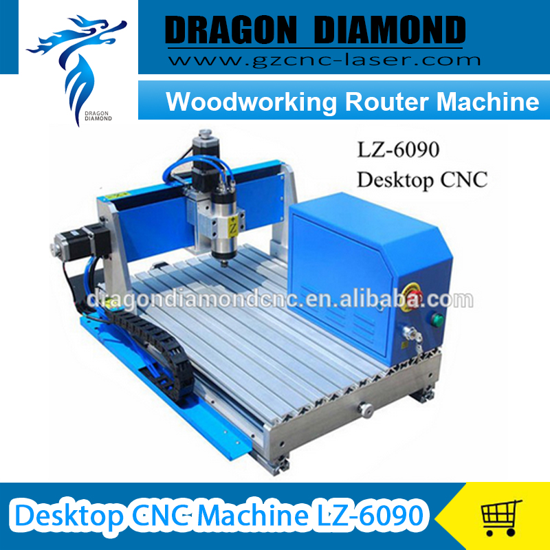 цены Mini CNC Router Machine 6090 woodworking router machine For cnc cutting engraving machine