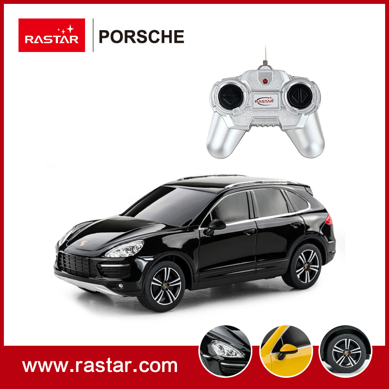 Rastar Licensed 1 24 Porsche Cayenne Turbo 2016 China Best Design Mini Rc Car Toy With Factory Outlet Price 46100 In Cars From Toys Hobbies On
