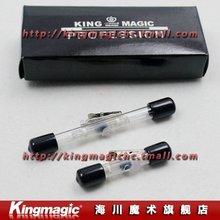 Kingmagic 12 см Размер/ITR Best качество магия невидимая Нитки катушка/фокусы/магический реквизит по CPAM