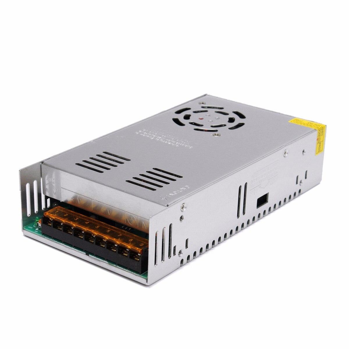 лучшая цена AC 110/220V to DC 12V 42A 500W Switching Power Supply Converter For LED Strip High Quality