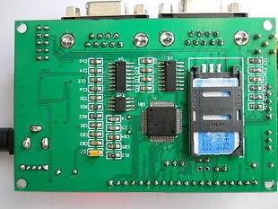 купить STM32 SIM900 AGPS GPRS DTU ARM MCU development board STM32F103RBT6 по цене 5098.45 рублей