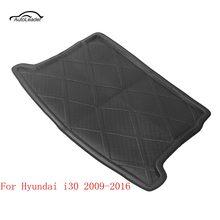 Car Rear Trunk Boot Cargo Mat Liner Tray Waterproof For Hyundai i30 2009-2016