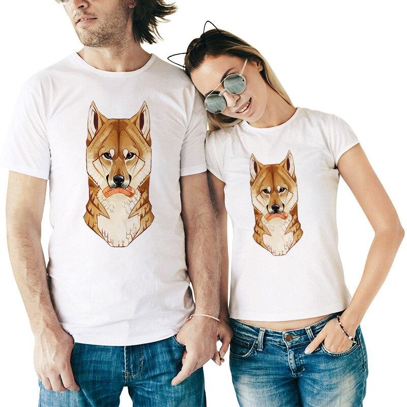 Dogecoin Shiba Inu Art T-shirt