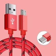 Charge rapide pour Xiao mi rouge mi Note 7 fils USB câble Charge pour Samsung Galaxy S10 A50 pour Xiao mi 9 Huawei pour iPhone Type C