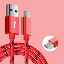 Fast Charging For Xiaomi Redmi Note 7 Wire USB Cable Charge For Samsung Galaxy S10 A50 For Xiaomi Mi 9 Huawei For iPhone Type C