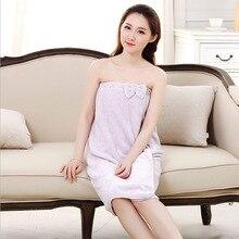 Beauty Bath Skirt Soft Water Absorption Towel 32*70 cm