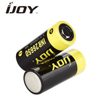 2pcs Original IJOY INR 26650 Battery 4200mAh High Drain Battery 40A 3 7V For IJOY Limitless