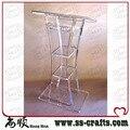 Современный дизайн  дешевые горячие delling акриловый стул/люцитовый Подиум/Акриловые лекции плексиглас