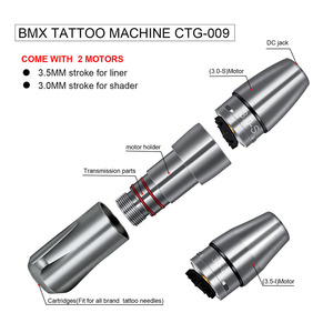 Image 5 - TP 5 Touch Screen Professional Tattoo Power SupplyชุดอัพเกรดPower SupplyจอแสดงผลLCDแบบดิจิตอลTattoo Power Supply