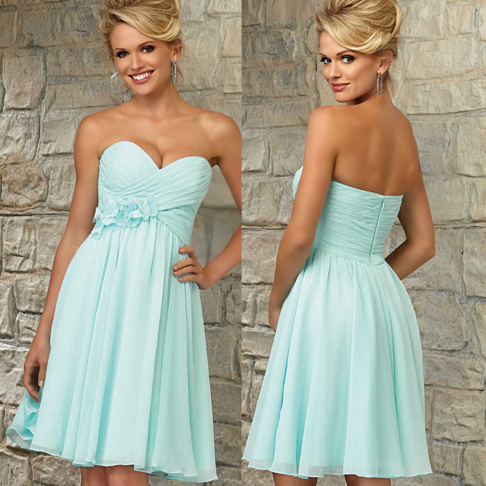 Pastel green bridesmaid dresses image collections braidsmaid dress mint short bridesmaid dresses good dresses online get cheap mint green knee length dress aliexpress vestido ombrellifo Image collections