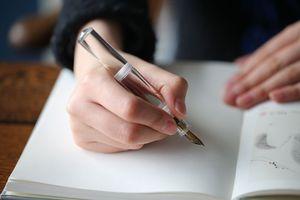 Image 3 - Moonman Wancai Trasparente Mini Pocket Size Contagocce Penna Stilografica Inchiostro Della Penna di Alta Qualità
