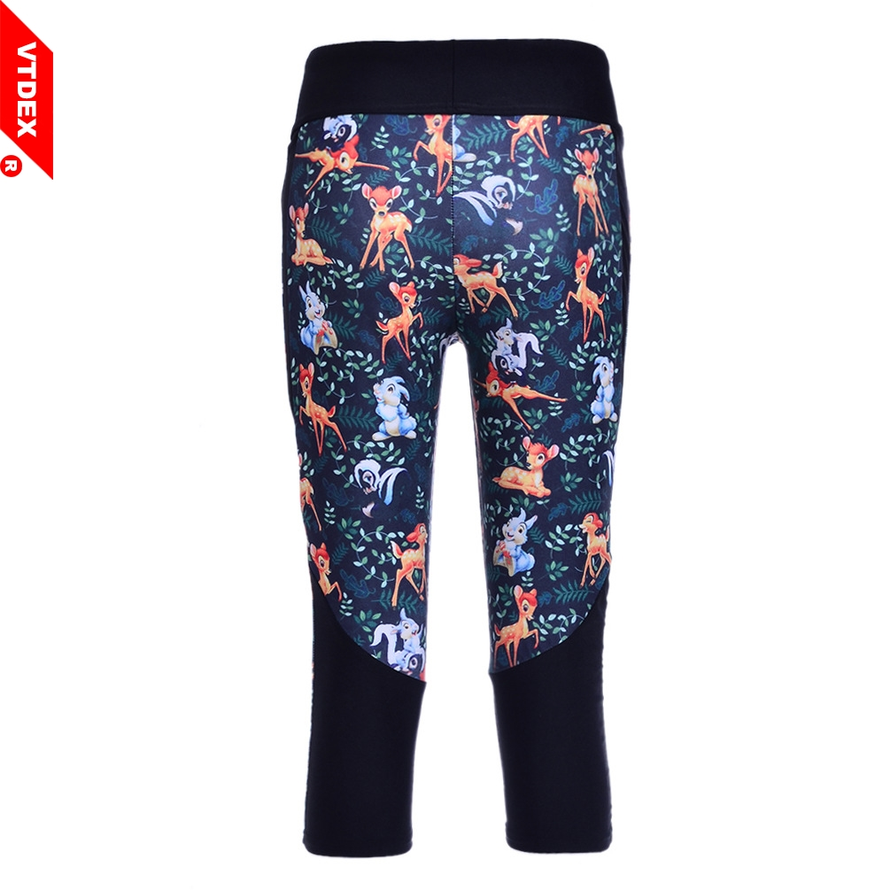 Vtdex Yoga Pants Elastic 2017 Hot Sale Ropa Deportiva -2362