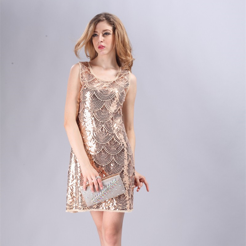 Our spectacular flapper dresses will make any night extra memorable! It's time to add flair to your closet! Whether you choose a fancy, beaded frock or a casual shift dress, .