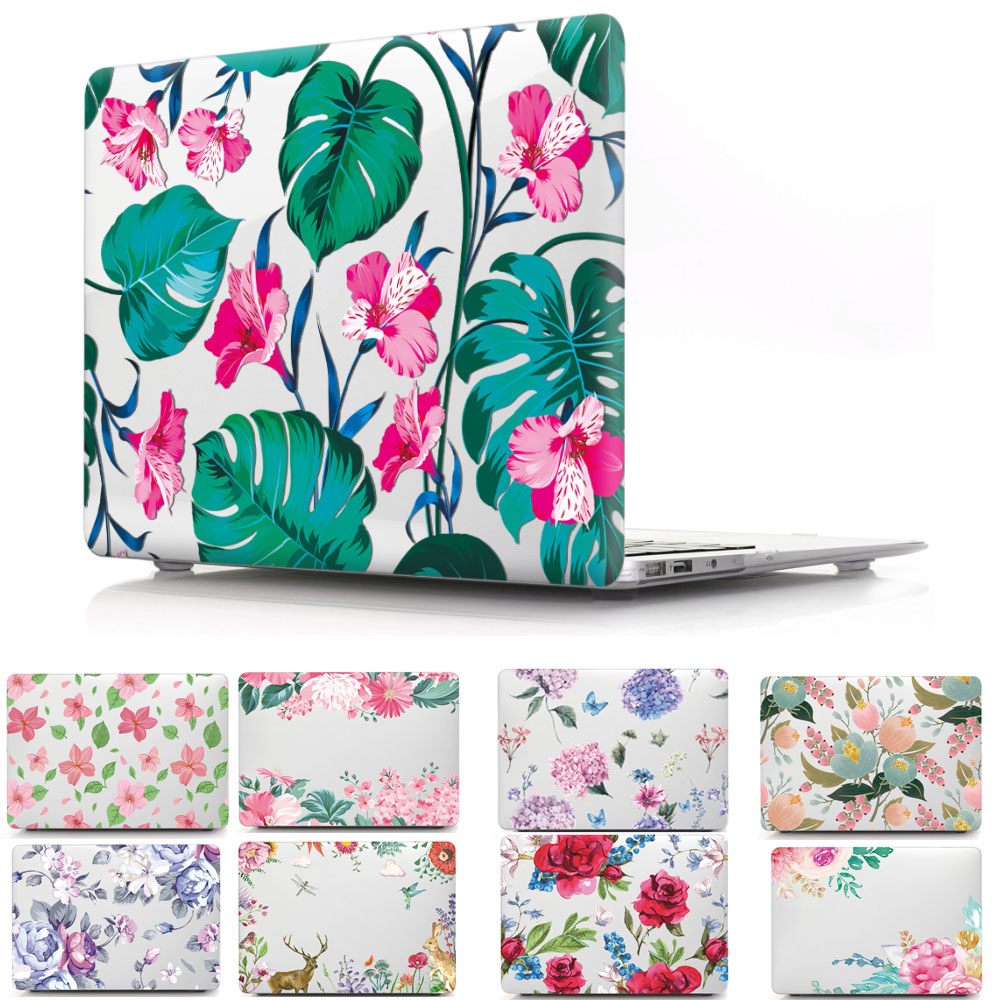 Printing Hard Cover Shell For Apple Macbook Pro 13 15 Air 11 13 Touch Bar Retina 12 13 Laptop Case Price $17.99
