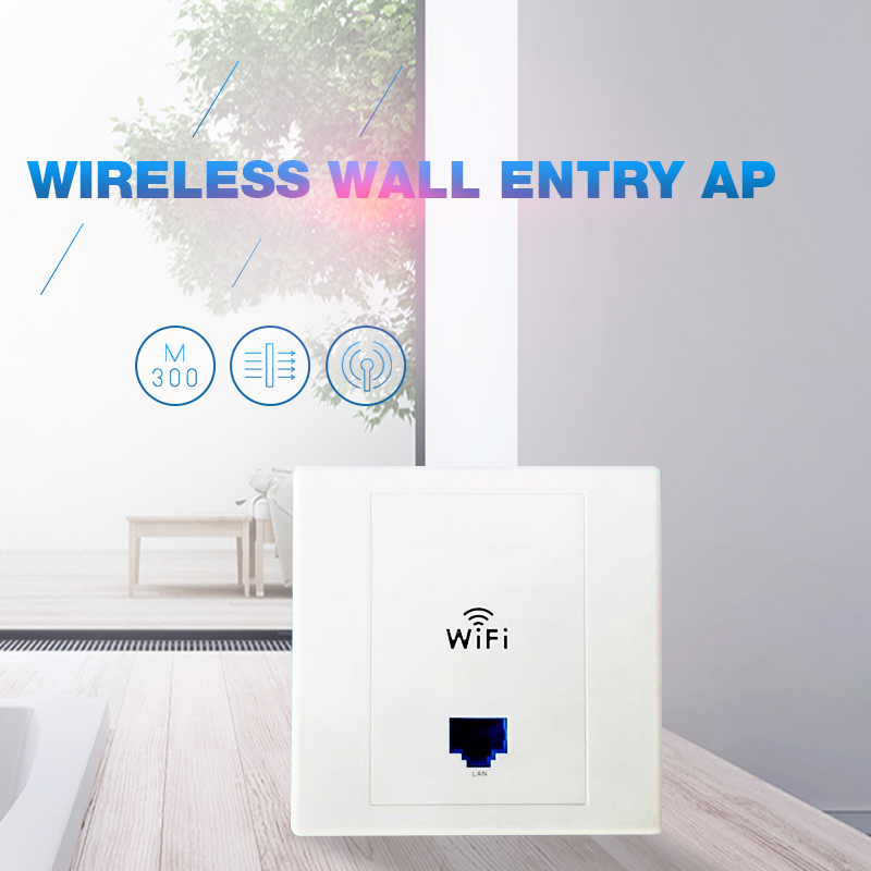 Best deals ) }}N300M in-wall Wireless Access Point,300Mbps