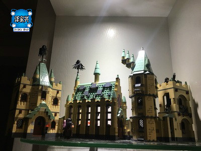 New Lepines The Hogwarts Castle 1340pcs Creative Movies Building Block Bricks Compatible Educational figures Toy for children new 515pcs girl series castle educational lepines building blocks bricks figures toys gril toy