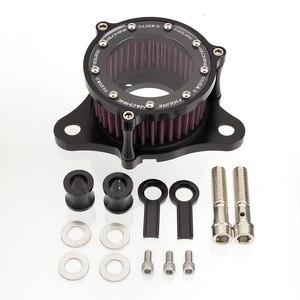 Автомобильный воздушный фильтр для автомобиля очиститель холодного воздуха для Sportster XL883 XL1200 04 -14 05 06 07 08 09 10 11 12 13