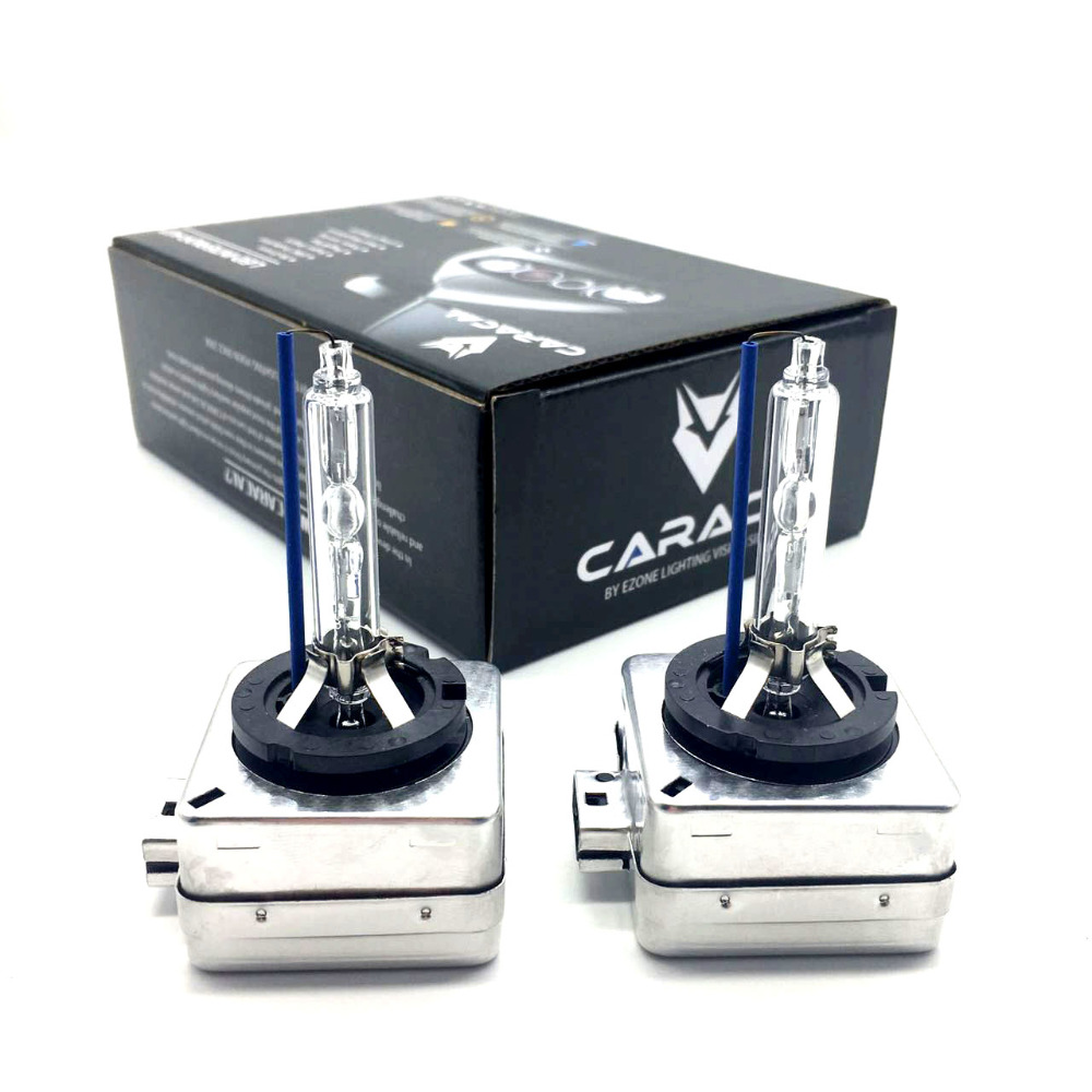 2 x D1S Genuine XENON 6000K 8000K 10K HID BULB compatible with 66043 66144 85410