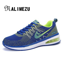 2017 New Fashion Air Breathable Men Casual Shoes Flat Shoes Men Trainers Walking Shoes Zapatillas Deportivas Mujer