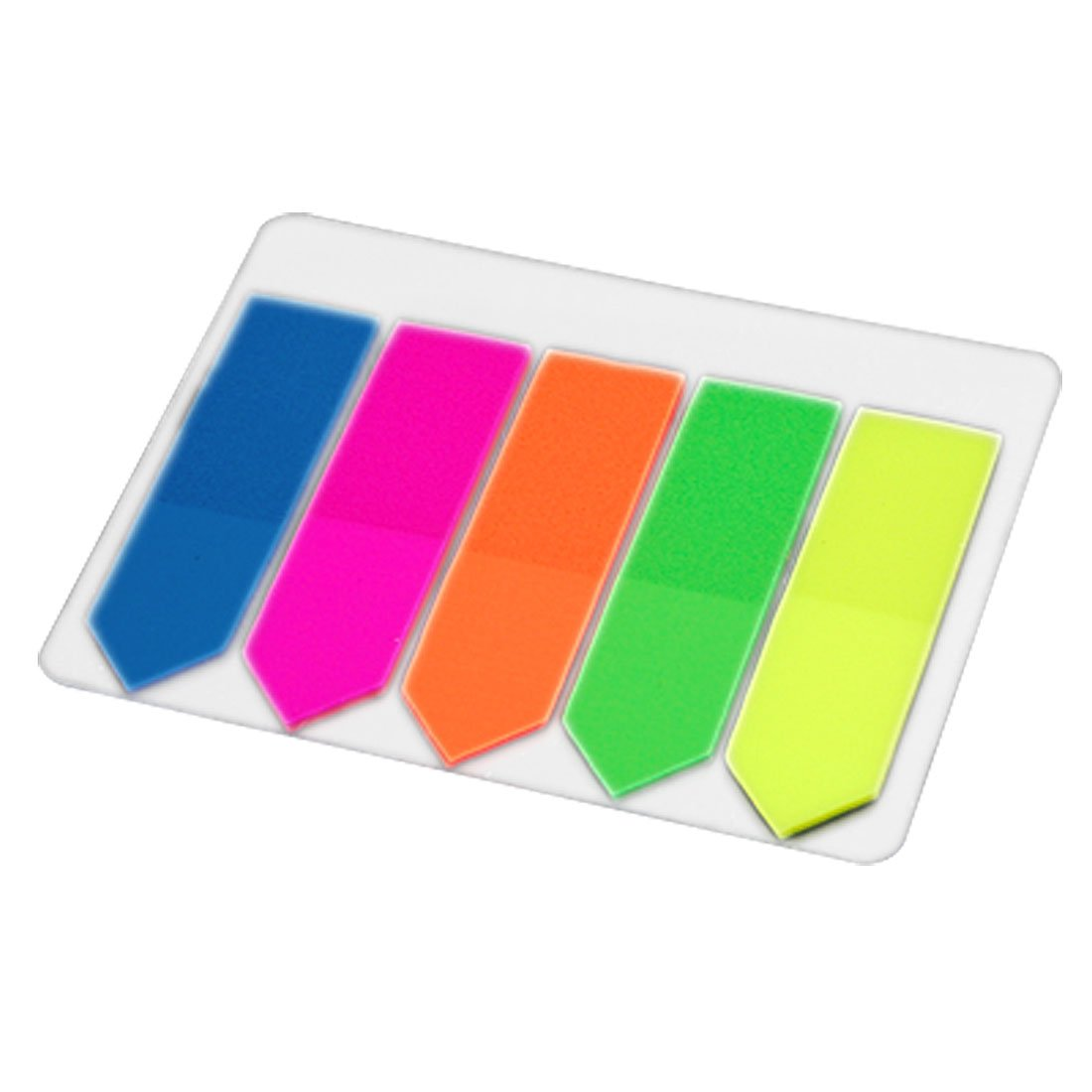 BLEL Hot Sticky Highlight Page Markers Arrow Flags, 2 Pack, 5 Colors (a10010500ux0523)