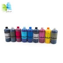 Winnerjet 9 colors dye ink for Epson Stylus Pro 7890 9890 printer 1000ml/bottle