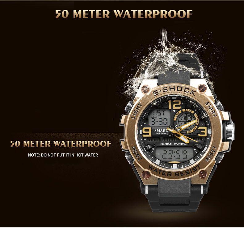 5.men`s wrist watch 2017
