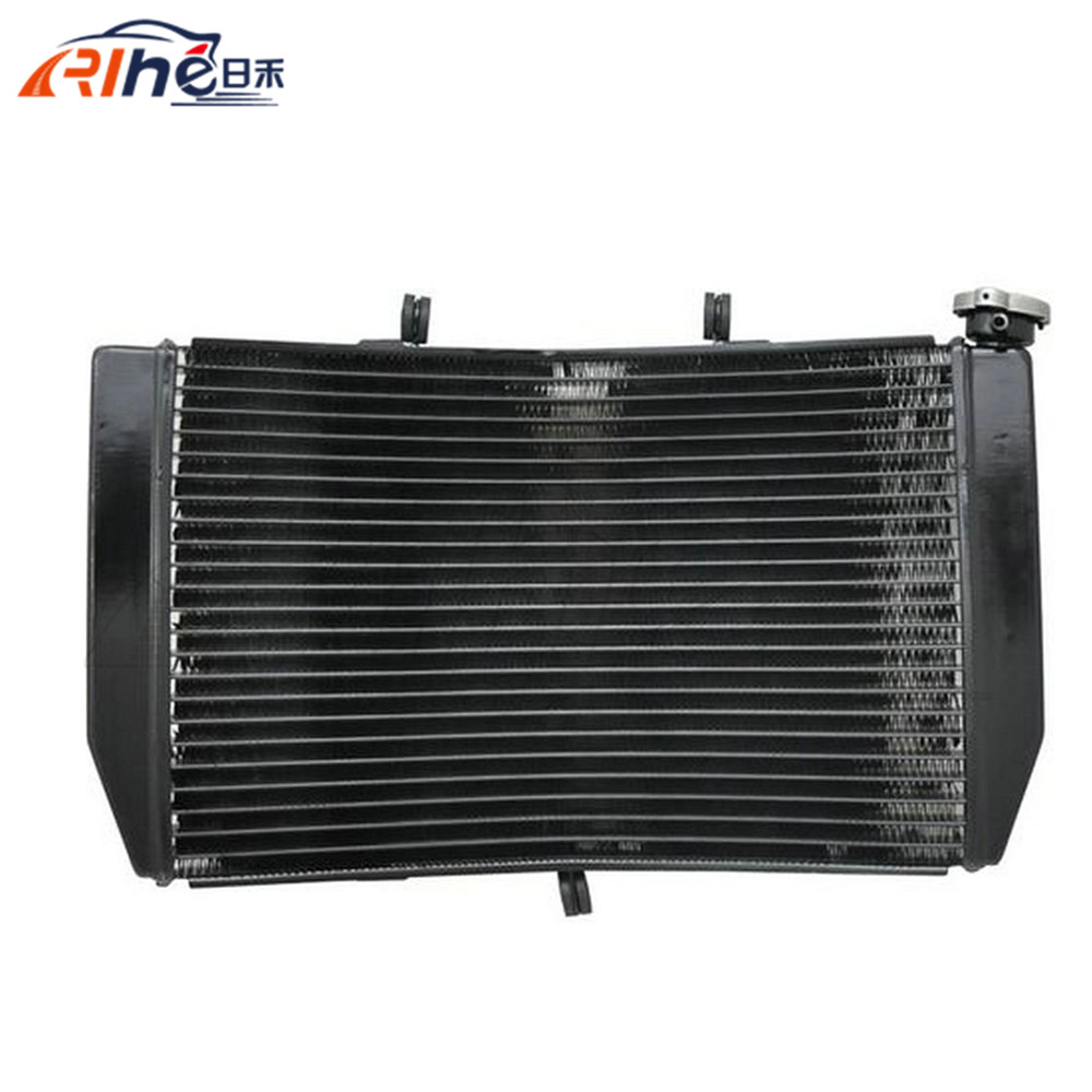 New Style motorcycle accessories radiator cooler aluminum motorbike radiator For Honda CBR600 F4I 2001 2002 2003 2004 2005 2006 brand new motorcycle accessories radiator cooler aluminum motorbike radiator for honda crf450r 2005 2006 2007 2008