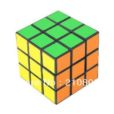 9 pcs big discount new 3x3 Magic Cube Toy Puzzle Game Gift