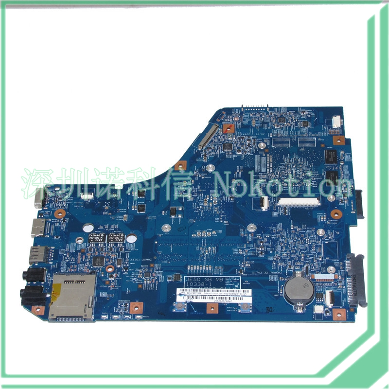 NOKOTION MBRNX01001 MB.RNX01.001 48.4M702.011 for acer aspire 5560G laptop motherboard 15.6'' DDR3 HD 6470M nokotion for acer aspire m5 481 laptop motherboard nbm3w11002 da0z09mbah0 intel integrated hm77 ddr3