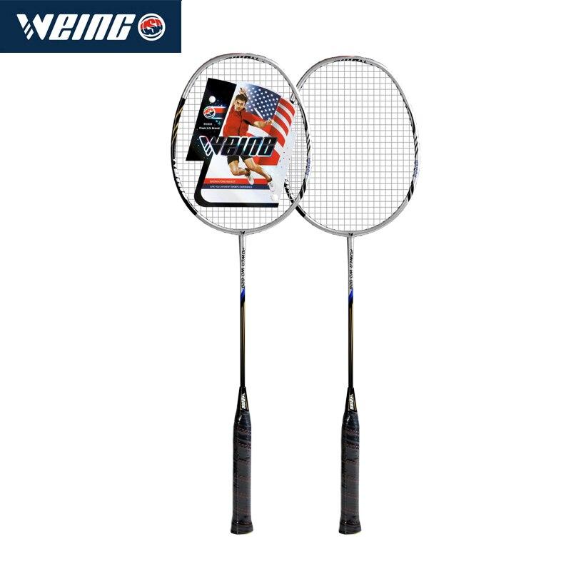 Raquettes de Badminton, raquettes de couleur en métal beauté de luxe pour vous de choisir, exercice de beauté plus sain, commande chaude pour vous