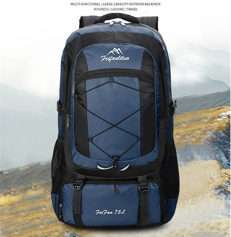 Climbing pack backpack 75L 3