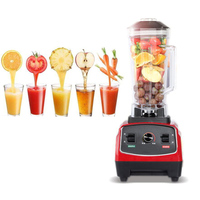 SHIPULE Heavy Duty Commercial blender Juicer Ice Smoothie Professional Processor Mixer