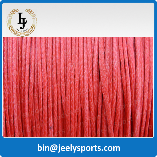 Free Shipping 1000m 2000lb uhmwpe braid mountain climbing rope 2.8mm 16 weave super power