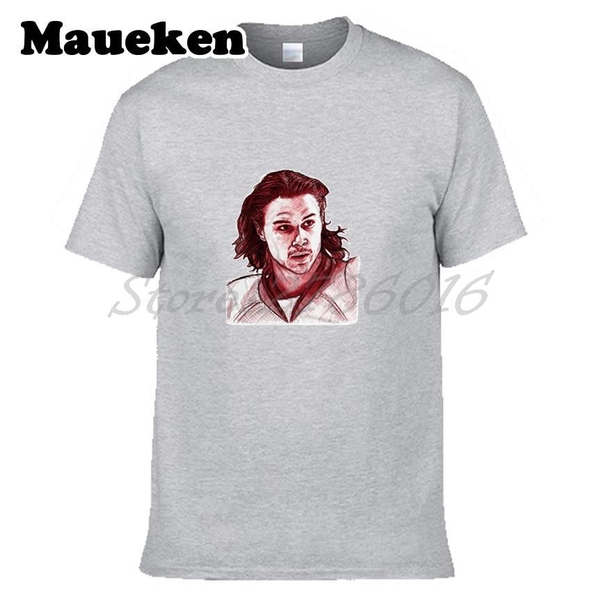 huge selection of ac25d c976a Men Legend Ottawa Erik Karlsson #65 Sketch T shirt Clothes T ...