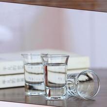 35 мл Прозрачный рюмка 5 шт. Россия водка Мини Ликер стекло es ликер бренди для стакана для коктейля чашки бар посуда для напитков аксессуары